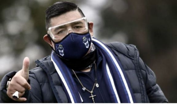 """Eximen de prisión al psicólogo de Diego Maradona en la causa por la muerte del """"10"""""""