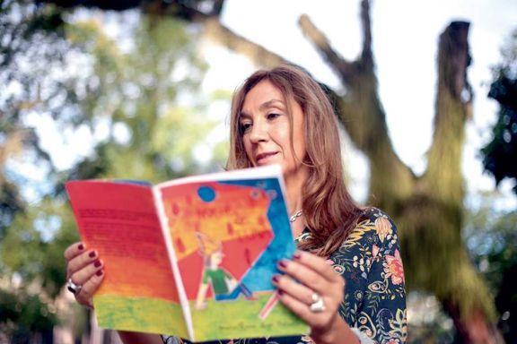 María Elena Zuza y su nuevo libro infanto juvenil