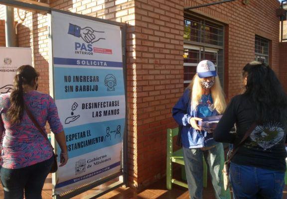 Iguazú: desde hoy hasta el viernes el Centro de Documentación Rápida se incorpora al PAS Interior