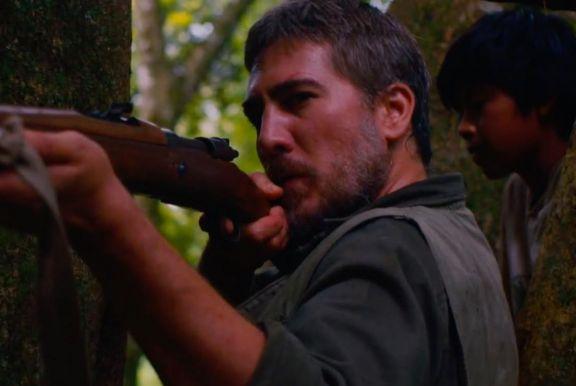 Este sábado estreno de El silencio del cazador en el IMAX del Conocimiento