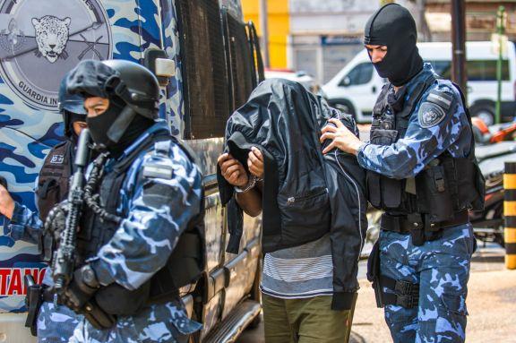 Prisión preventiva para la Banda de los Cordobeses