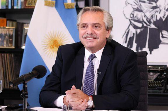 El presidente pidió garantizar la producción y distribución equitativa de vacunas contra el Covid-19