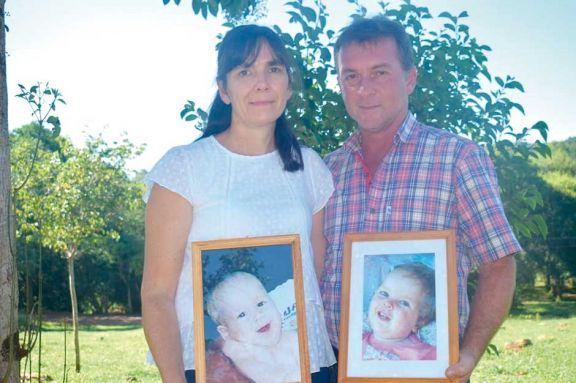 El drama de perder dos hijos por una misma enfermedad, AME