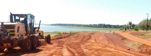 Puerto Libertad inaugura el fin de semana el circuito de Karting en el Ecoparque Uruguaí