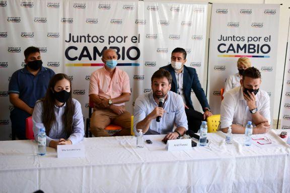 Pepe Pianesi encabeza la lista de candidatos a diputado provincial en el Frente Juntos por el Cambio