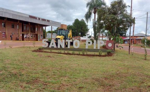 Santo Pipó se prepara para su 93º aniversario
