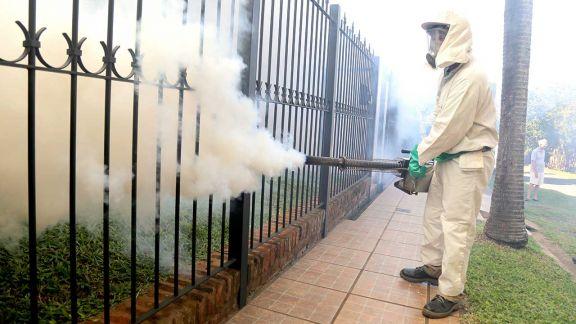 Dengue: realizan hasta 50 bloqueos semanales y preocupan los casos