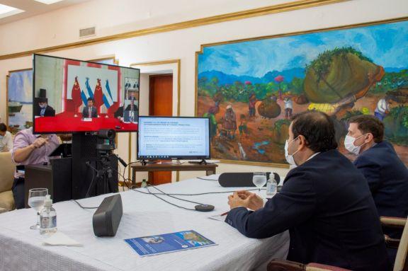 Misiones afianza vínculos con China