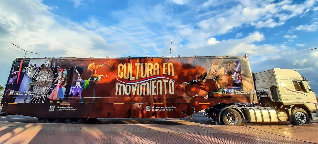 Cultura en Movimiento llega a Itaembé Guazú