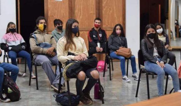 Montecarlo: estudiantes se reunieron para proyectar actividades para el presente año lectivo