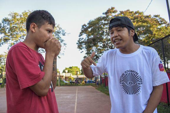 Hip hop misionero