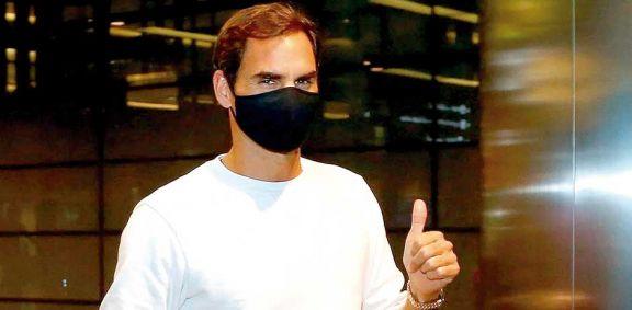 Federer está de subasta