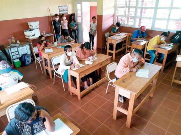 Mbyas y la educación como herramienta de inclusión