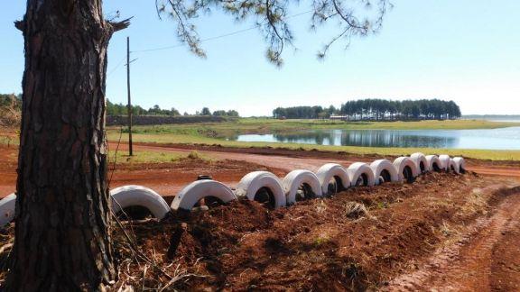 El Kartódromo del Ecoparque de Puerto Libertad se inaugurará el fin de semana