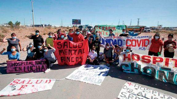 Empresas  petroleras suspenden contratos
