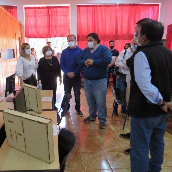 Puerto Libertad habilitó su espacio Maker