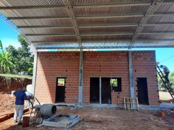 Última etapa para poner en funcionamiento el cuartel de bomberos en Terciados Paraíso