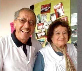 Se jubilaron juntos tras más de medio siglo de docencia