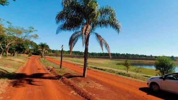 Puerto Libertad inauguró su kartódromo en el Lago Urugua-í