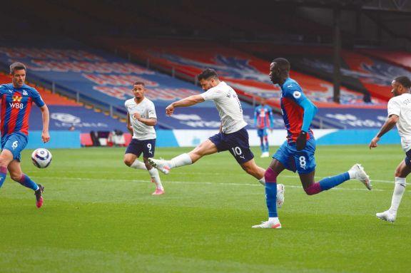 El Kun Agüero volvió al gol  y hoy puede gritar campeón