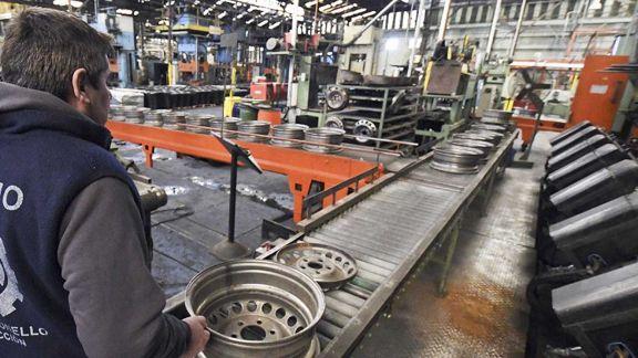 La producción metalúrgica lleva siete meses de recuperación