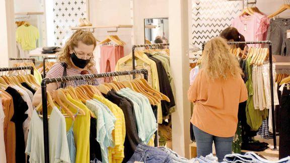 Las ventas minoristas crecieron 41% durante abril