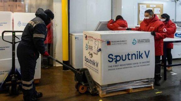 Hoy llegan a Misiones 18.000 nuevas dosis de la Sputnik V