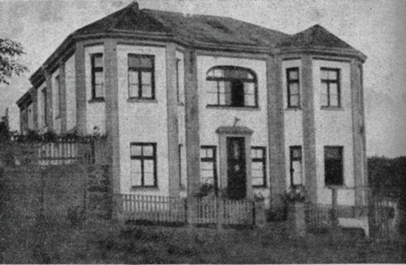 Edificios que son refugio  de la historia de Eldorado