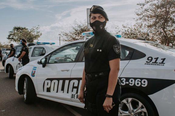 Entregaron más de 100 nuevos móviles a la Policía Misiones