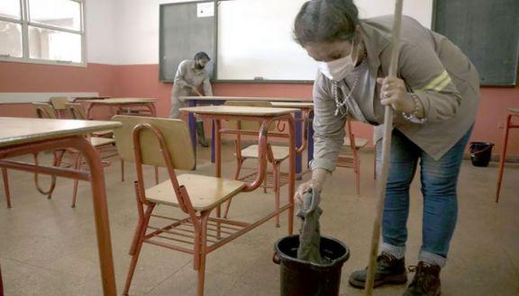 """Sedoff: """"Las escuelas han funcionado como centro de detección y no de contagios"""""""