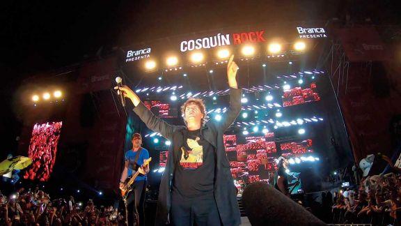 Aseguran que el Cosquín Rock 2022  tiene fecha segura y será presencial