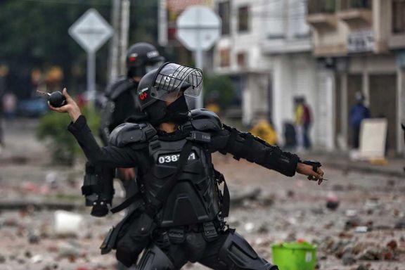 Condena internacional por la violencia policial en Colombia