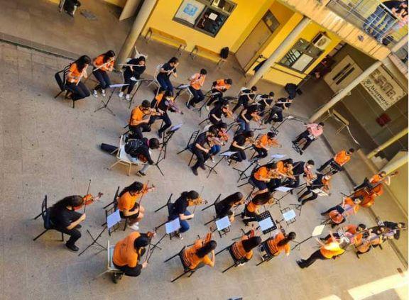 Concierto virtual para celebrar los 46 años de la Escuela de Música