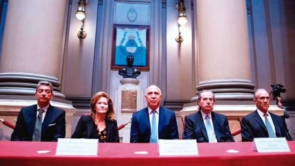 Corte Suprema de Justicia ratificó las clases presenciales en el Amba