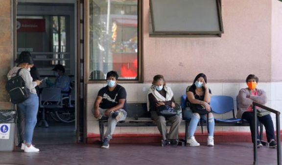 Chile, con la cifra de casos más baja desde marzo