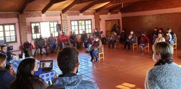 San Pedro: gestionar, la propuesta principal de algunos candidatos a concejales para atender demandas básicas
