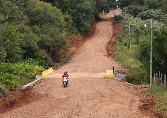 San Pedro: habilitaron puente entre el barrio San Miguel e Irrazabal