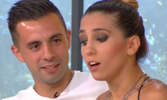 Cinthia Fernández le ganó el juicio por alimentos a  Defederico y reconoció que el mérito fue de Baclini