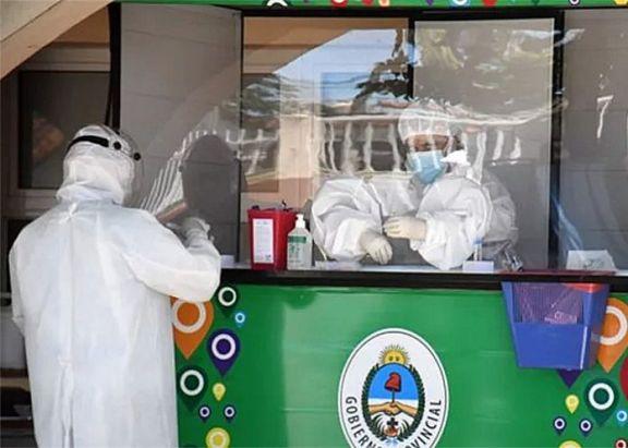 En plena fase de restricciones, Santo Tomé superó los 180 casos activos de Covid-19