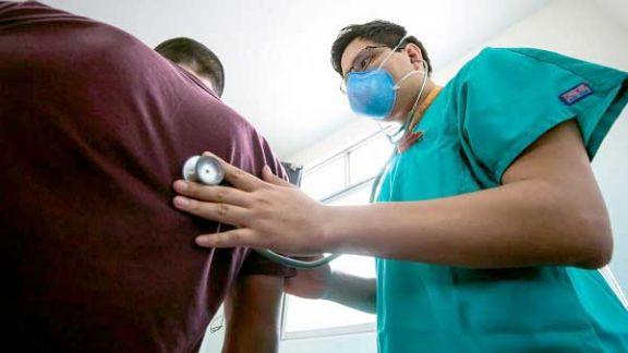La tuberculosis, un drama que afecta a unos 200 misioneros cada año