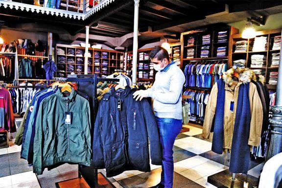 Doble envión a  la venta de ropa de invierno