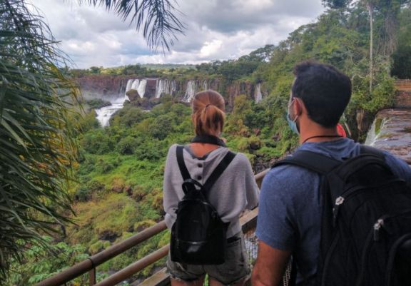 Ante la baja afluencia de turistas redujeron el horario de atención dentro del Parque Nacional Iguazú