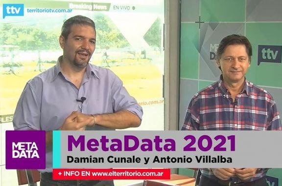 MetaData #2021: En esta edición nos visitan Colo Vanscik y Pepe Pianesi