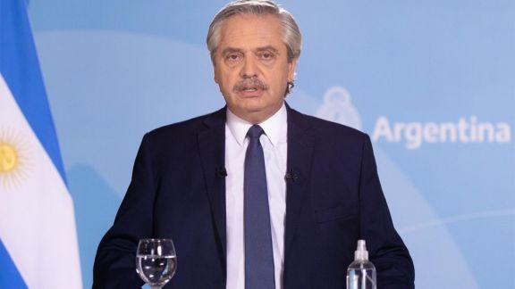 Alberto Fernández anunció una ampliación de la Tarjeta Alimentar para incluir niños de hasta 14 años