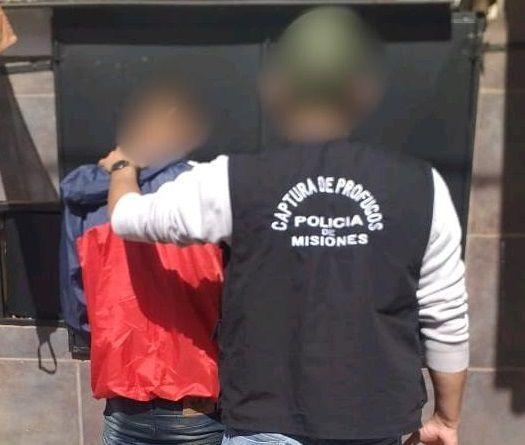 Detuvieron a un joven involucrado en el robo a una escuela de Posadas