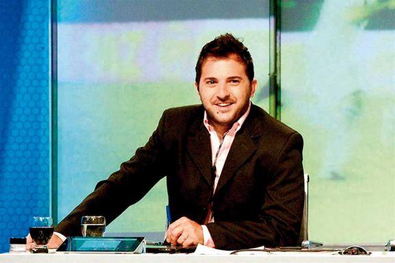 Diego Brancatelli  se recupera del Covid, ya en su casa