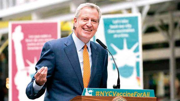 Vacunas para todos: el plan de  Nueva York para atraer turistas