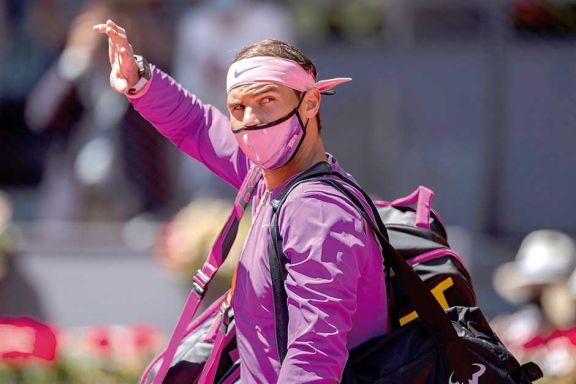 Sorpresa en el Masters 1.000 de Madrid: Zverev eliminó a Rafa Nadal