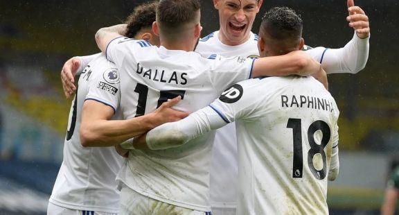 Leeds, con Bielsa, se recuperó y le ganó al Tottenham como local