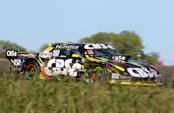 Okulovich se metió entre los diez en la Clasificación del TC en Paraná